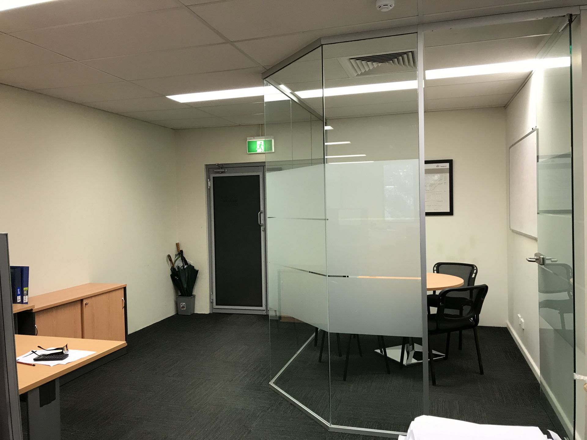 Functional Barcoo St Office
