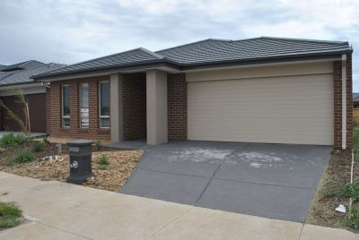 Brand New with a Generous Layout in a Great Estate