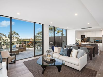 STUNNING BRAND NEW TWO BEDROOM APARTMENT