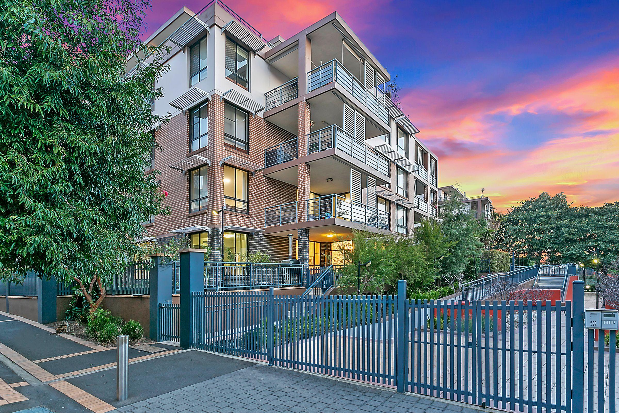 2307/20 Porter Street, Ryde NSW 2112