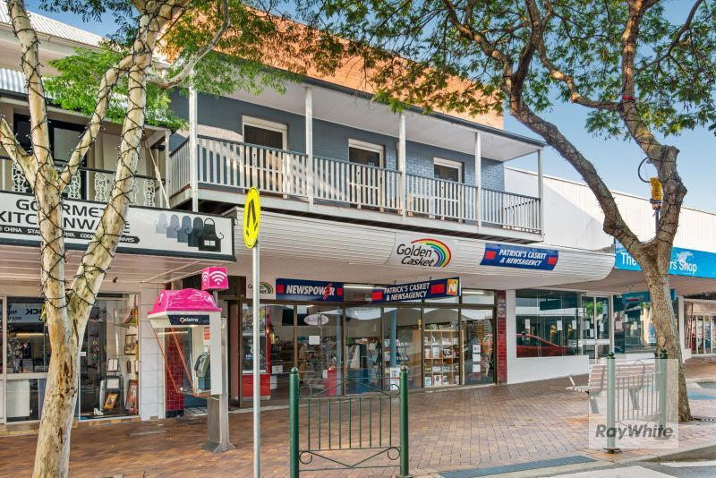 Freehold Retail/Commercial Space + Land in Gympie For Sale | Dual Street Frontage