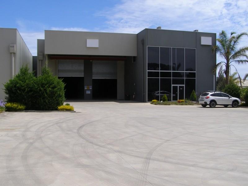 Modern Office Warehouse