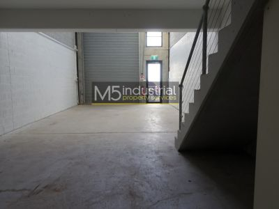 107sqm - Industrial Strata Unit