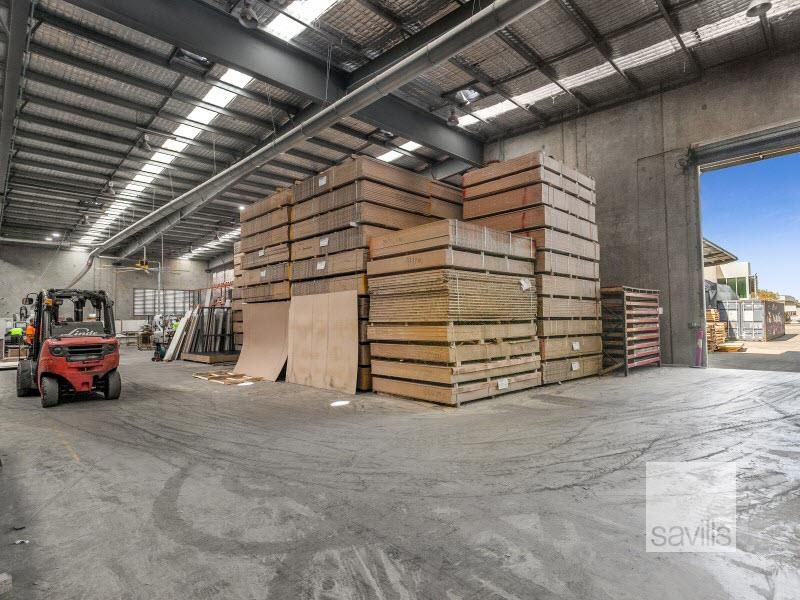 Northside 3,300sqm Logistics freestander