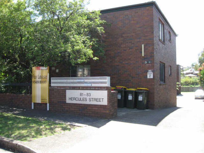 14/81-83 Hercules Street, Dulwich Hill