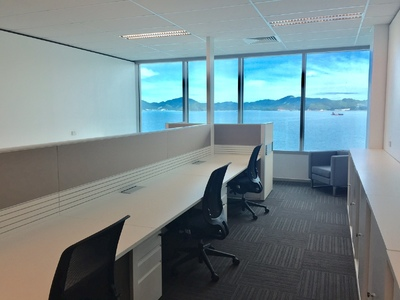 OFFICE 3 LEVEL 5, HARBOURSIDE WEST TOWER (7 persons)