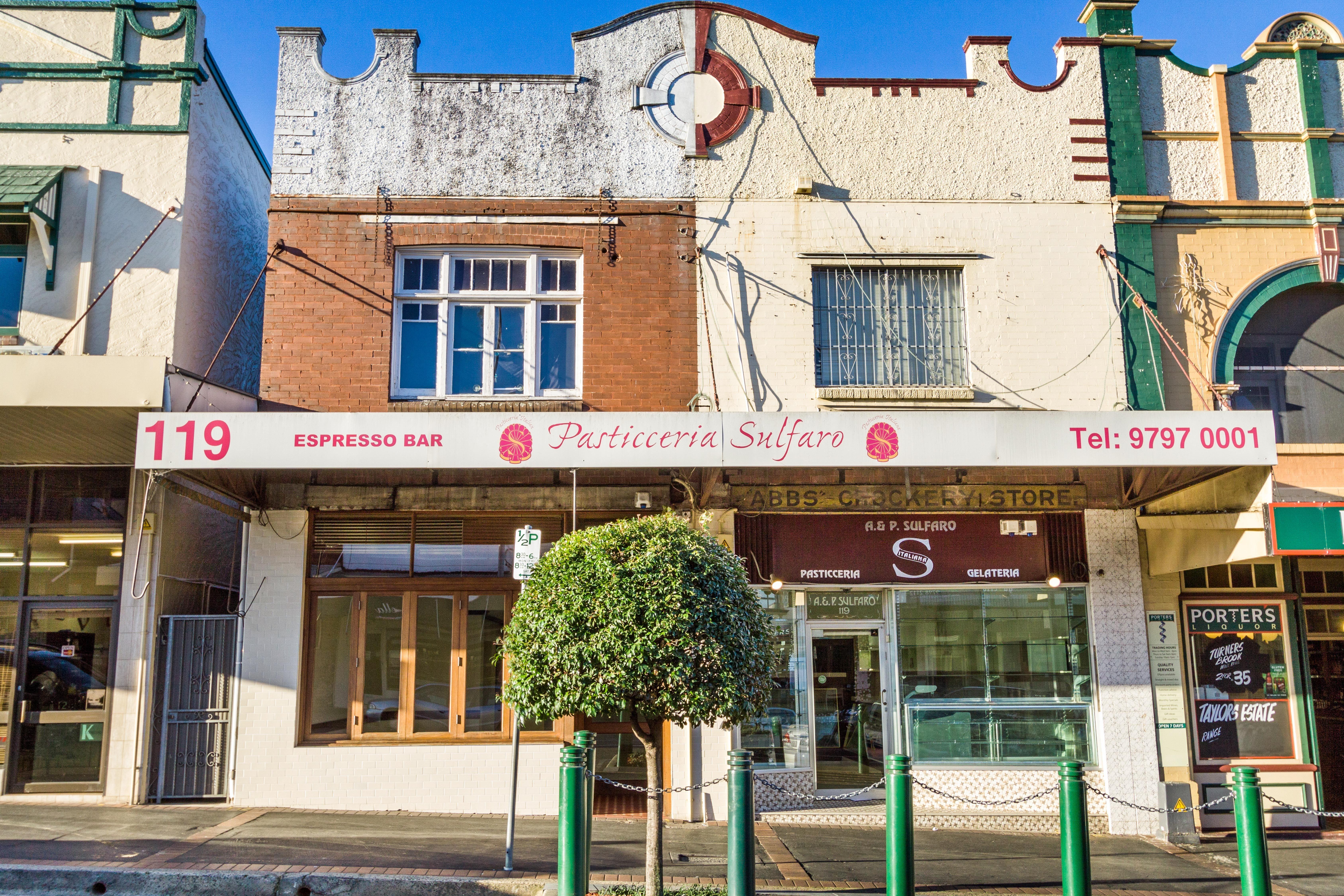 119-121 Ramsay Street, Haberfield NSW 2045
