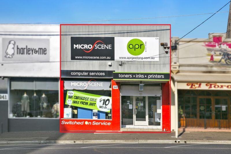 243 Moorabool Street Geelong