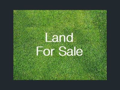 RU4 zone, 670 m2 VACANT LAND with FULLY FENCED.