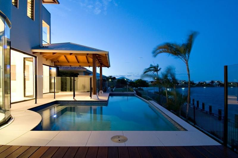 Stunning Waterfront Home with Ocean access