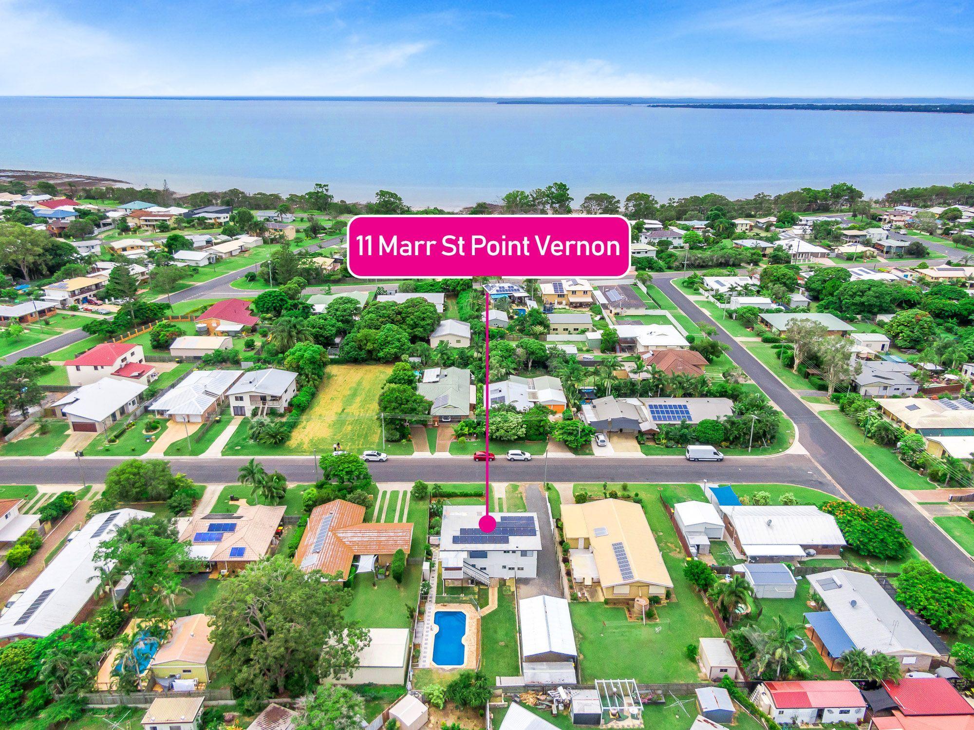 11 Marr Street, Point Vernon
