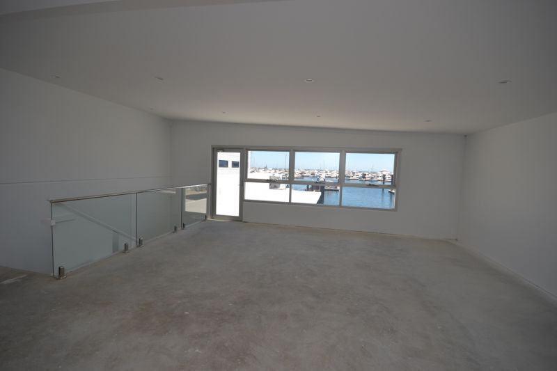 Brand new 2 storey office overlooking Fremantle Fishing Boat Harbour with panoramic ocean views