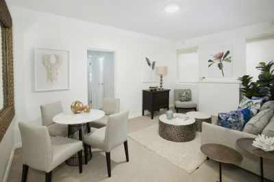 Harbourside Village Living In Stylish Art Deco Apartment With Parking  Just 5 Minutes Stroll to Rose Bay Ferry