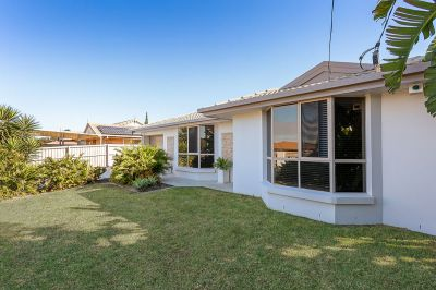IMMACULATE HOME, PRIVATE AND SECURE WITH SIDE ACCESS
