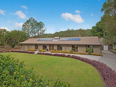 1.34 Flat Acres Solid 4 brm Home, 2 brm detached Granny Flat