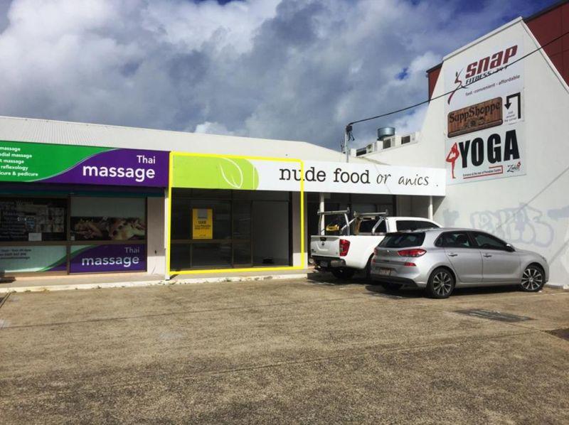 Newly Furbished Shops Adjoining Kawana Shopping world
