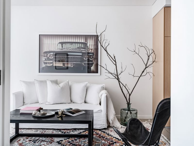 Stylish Urban Living in The Designer 'Aaron' Building