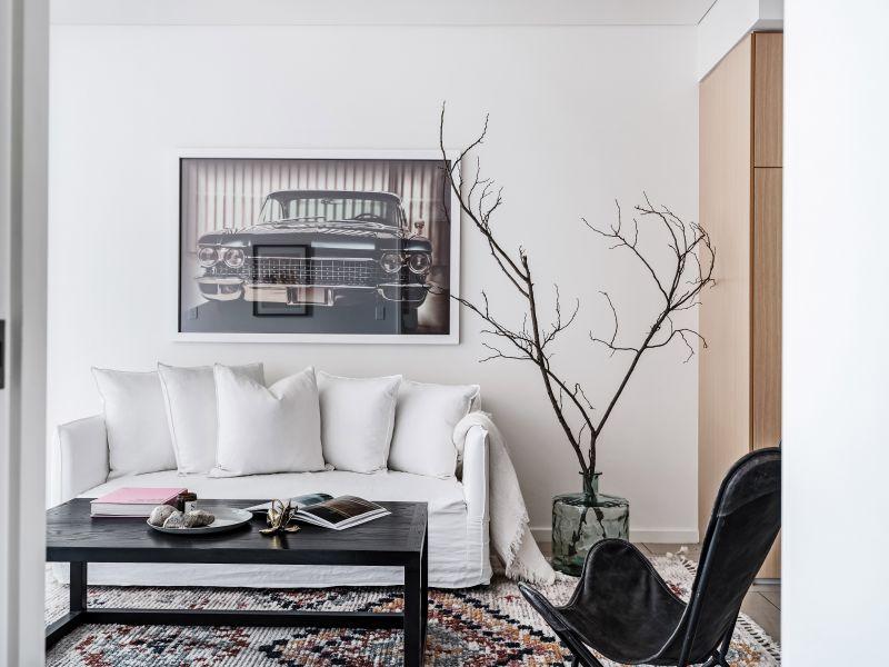 Stylish Urban Living in The Designer 'Aaron' Building