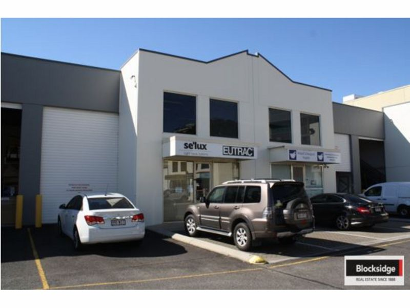 Warehouse with office space available in sought after