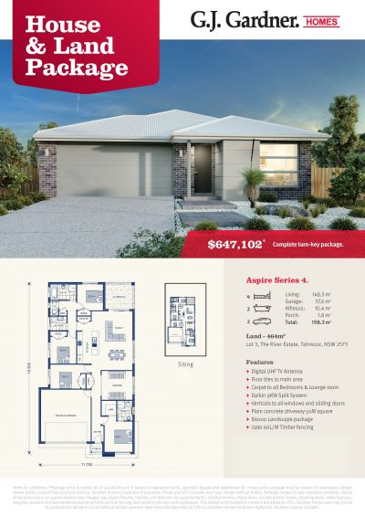 Brand New Home in The River Estate - 464m2