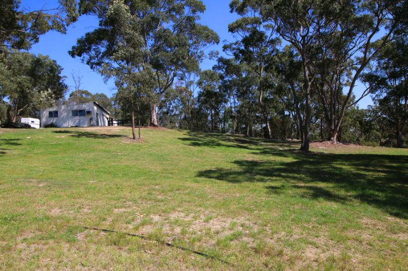 Just Registered!!!  Lovely block with 2 sheds, pony paddock and plenty of space for a brand new home.