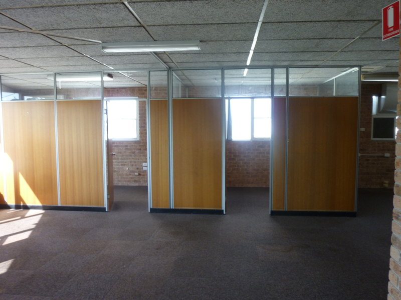 Office with Off Street Parking