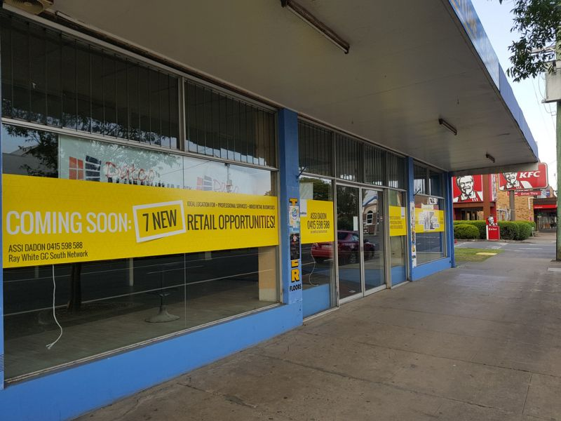 NEW EXCITING RETAIL OPPORTUNITIES