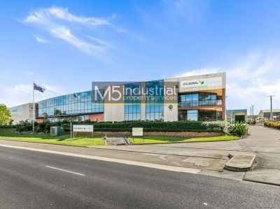 4,749sqm - MODERN INDUSTRIAL WITH MAIN ROAD EXPOSURE