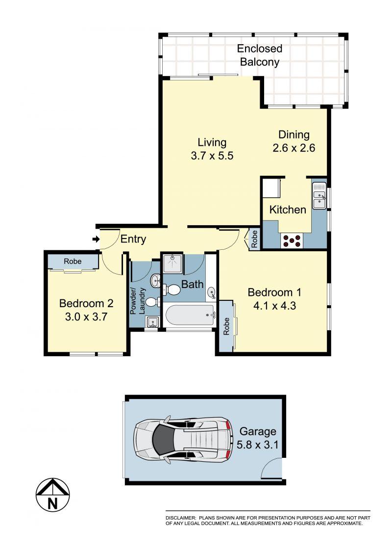 3/329-331 Arden Street Coogee 2034