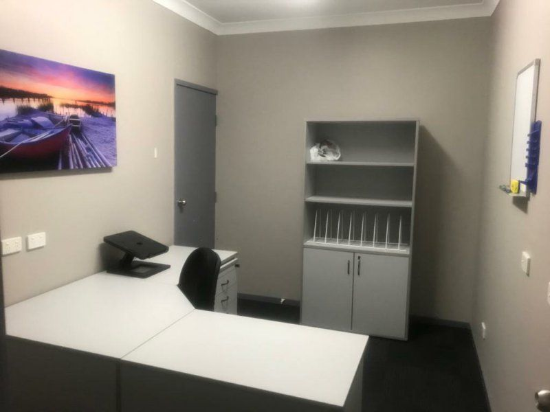 52sqm Office With Parking