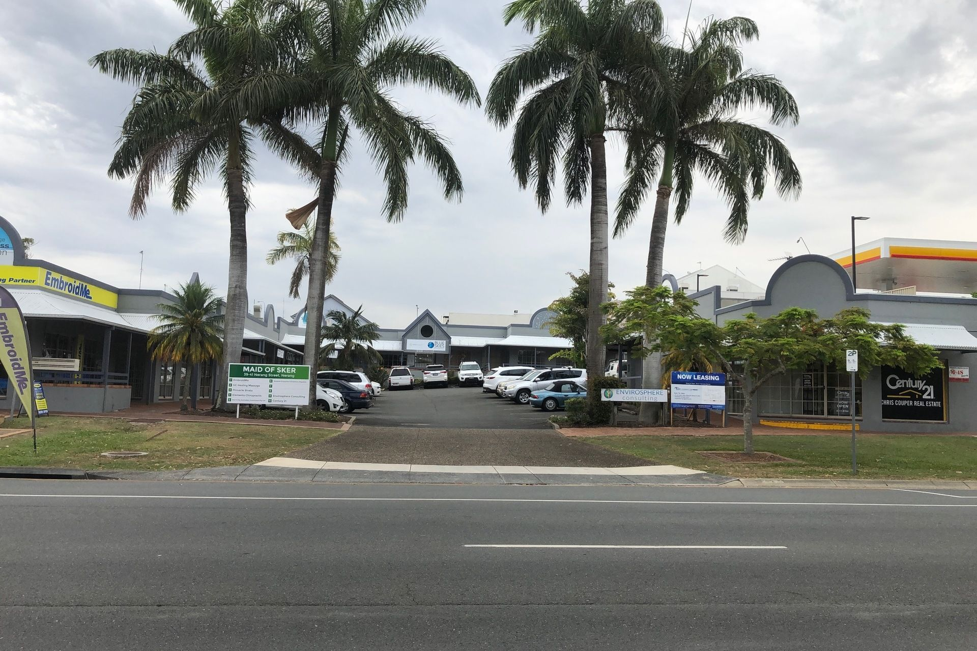 NERANG OFFICE SPACE CLOSE TO M1