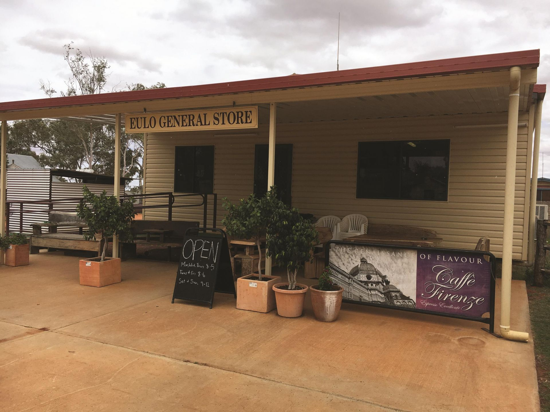 Leasehold General Store & Fuel Stop - Eulo, SW Qld
