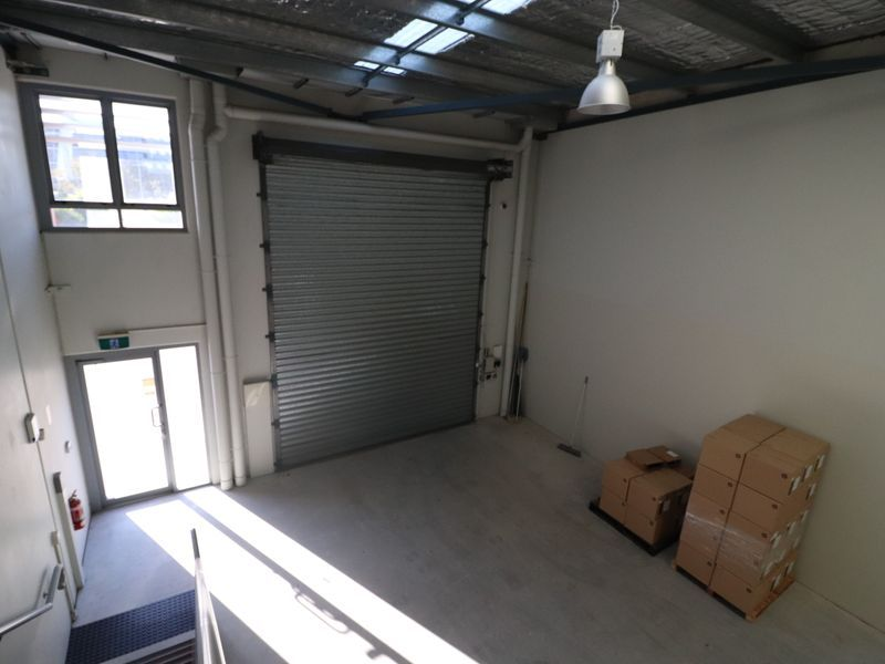 Functional Warehouse Must Be Leased. Inspect Immediately