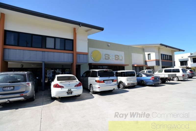 475sqm Well Presented Office Warehouse