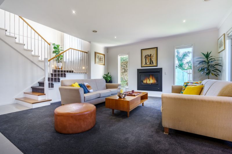 The perfect house to work from home - Double study in peaceful beachside location