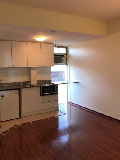 Partially Furnished - Renovated Studio Apartment in Prime Position
