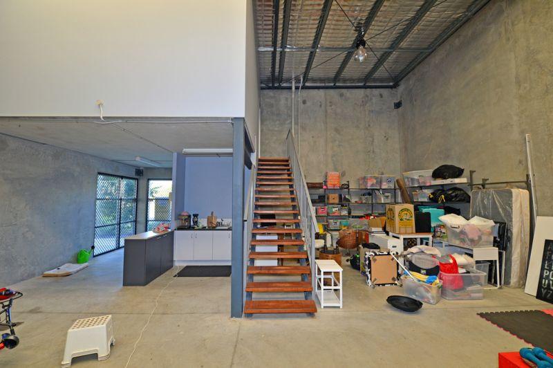 Warehouse With Street Exposure