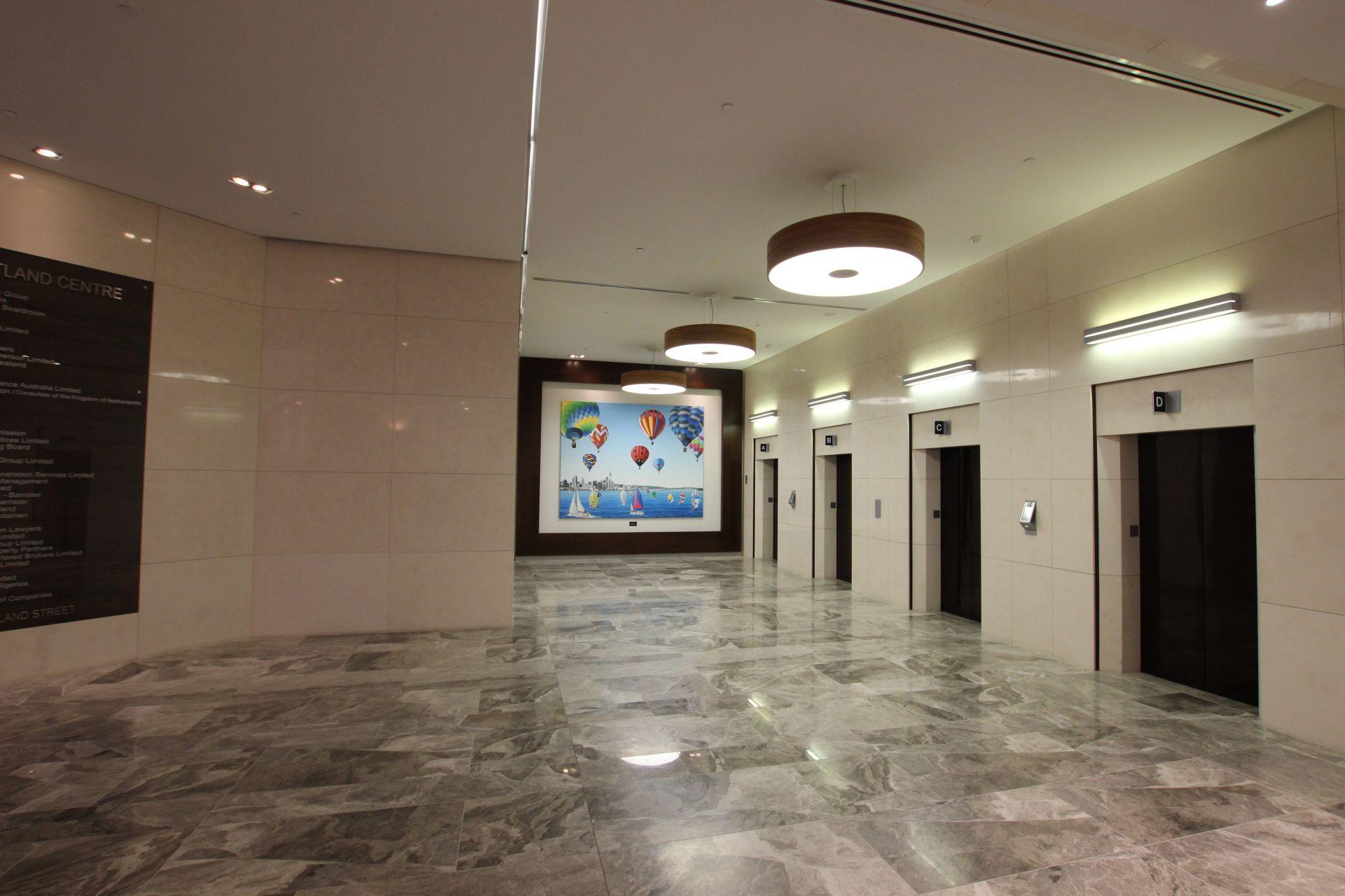 New Bespoke Offices on Shortland Street