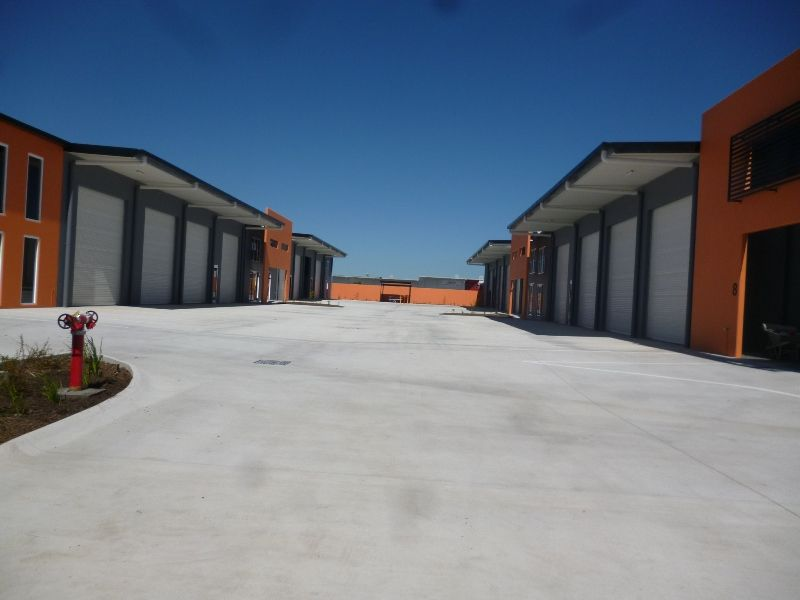 New Strata Industrial Unit - 375sqm