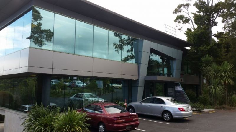 Quality space in office park
