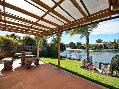 Original Waterfront Beauty with loads of Potential