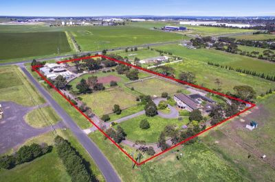 'CHALLEEN PARK' - 2.02ha (5 acres approx)