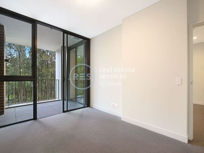 Brand New 1-Bedroom Apartment with Parking!