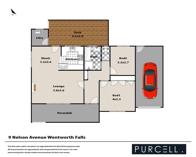9 Nelson Avenue Wentworth Falls 2782