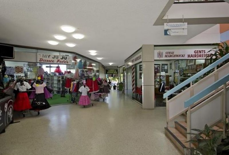 Small Affordable Retail Space in The Very Centre Of Coolangatta
