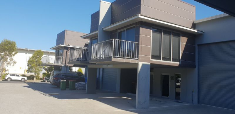 Industrial Unit With High Level Office Fit-Out - Caloundra