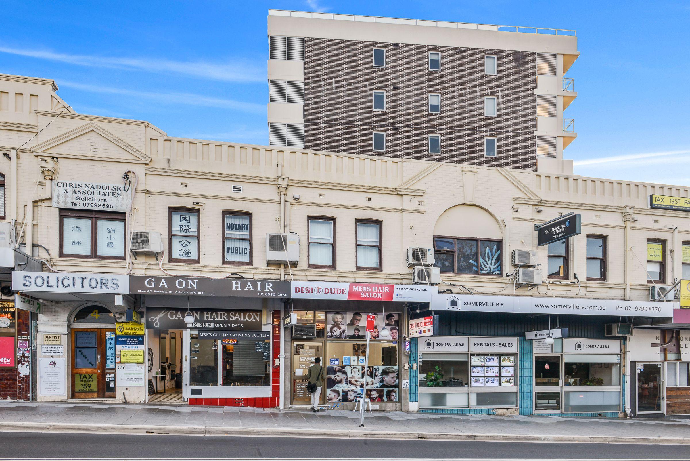 Level 1/3/4 Brown Street, Ashfield NSW 2131