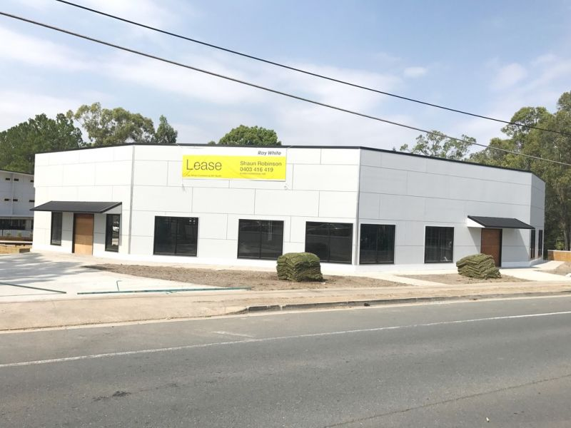 Brand New Retail/Showroom/Office Space