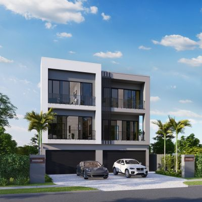 VILLAS 1 & 2/2298 GOLD COAST HWY, MERMAID BEACH