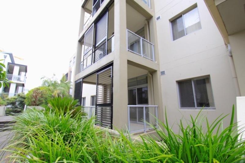 Level Entry Apartment